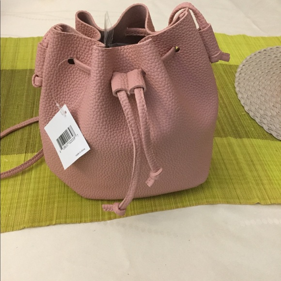 260ec7480fa1 Bags | Small Macys Bucket Bag New | Poshmark